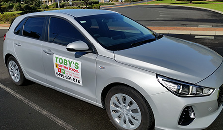 Driving Lessons Prices -Toby's Driving School