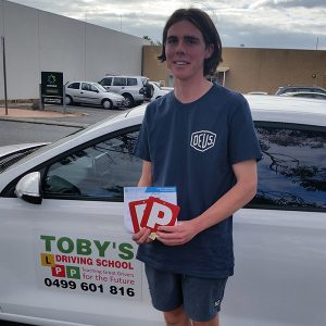 Toby's Driving School Students